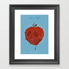 Snow White | Fairy Tales Framed Art Print