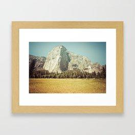California Wilderness Framed Art Print