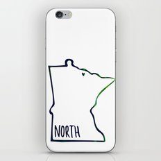 We are the North iPhone & iPod Skin