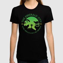 Emerald City Spells T-shirt