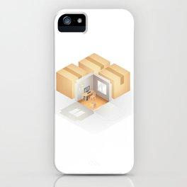Home box /Marek/ iPhone Case