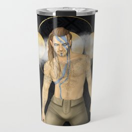 Pictish Warrior Travel Mug
