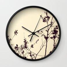 Silhouette II Wall Clock
