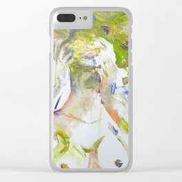 Toxic Clear iPhone Case