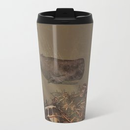 The Last Whale  Travel Mug