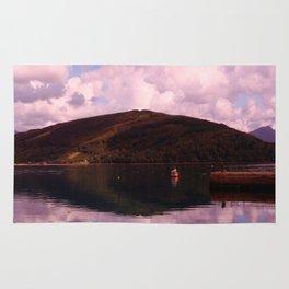 Loch Fyne in the Twilight Rug