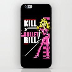 Kill Bullet Bill (Black/Magenta Variant) iPhone & iPod Skin