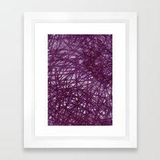 Ophelia Black Framed Art Print