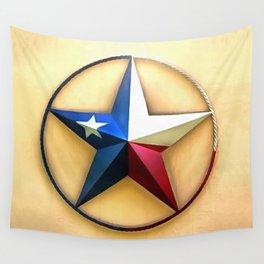 Texas Star Wall Tapestry