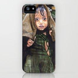 Rain iPhone Case