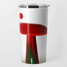 Red Dot Travel Mug