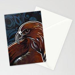 golden eagle Stationery Cards