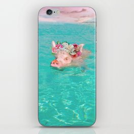 Whistle your soundtrack, daydream your future. iPhone Skin