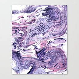 Suminagashi 10 Canvas Print