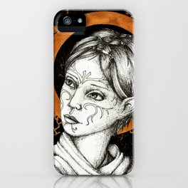 Ladies of Dragon Age: Merrill iPhone Case