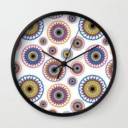 Lotus_Series 1 Wall Clock
