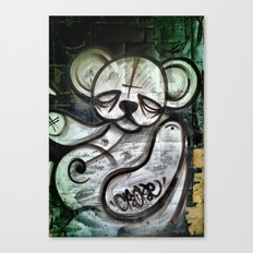 Ted Tag Canvas Print