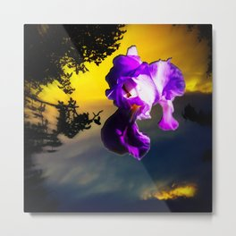 Our World Is A Magic - Moments Lily Metal Print