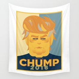 Chump 2016 Wall Tapestry