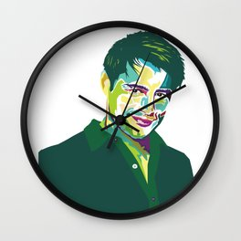 Joey Tribbiani Wall Clock