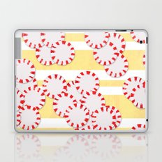 moves in red and yellow parts Laptop & iPad Skin