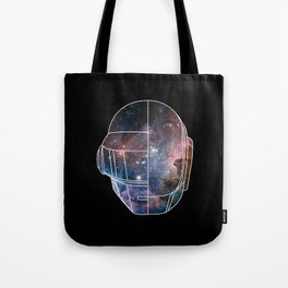 Daft Punk Rocks. Tote Bag