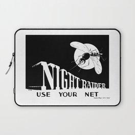 Night Raider -- Use Your Net Laptop Sleeve