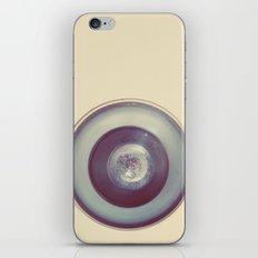 Blue Flash iPhone & iPod Skin