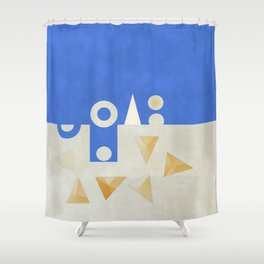 Playful Ground #society6 #buyart #decor Shower Curtain