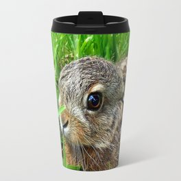 Lovely Bunny Baby Travel Mug