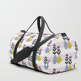 Floral Vase No.1 Duffle Bag
