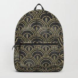 The Roaring Twenties Pattern Backpack
