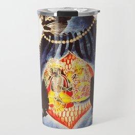 Hindu - Hanuman Travel Mug