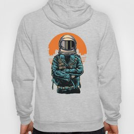 Rebel Astronout Hoody