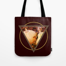 Minimal Dark Pumpkins #society6 #decor #buyart Tote Bag