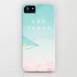 Las Vegas iPhone Case