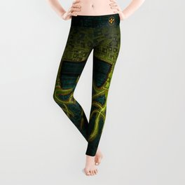 Tree Town - ROOTS Leggings