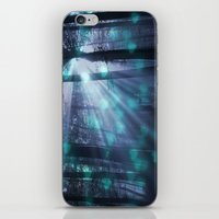 dark souls iPhone & iPod Skins featuring Wandering Souls by Lena Photo Art