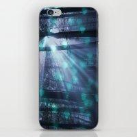 dark souls iPhone & iPod Skins featuring Wandering Souls by Lena Photo Art