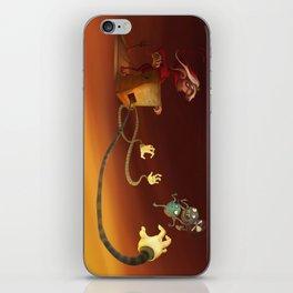 El Diablito  iPhone Skin