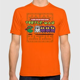 Hero in a Pac-Shell (Raph) T-shirt