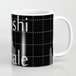 Satoshi is Female Coffee Mug