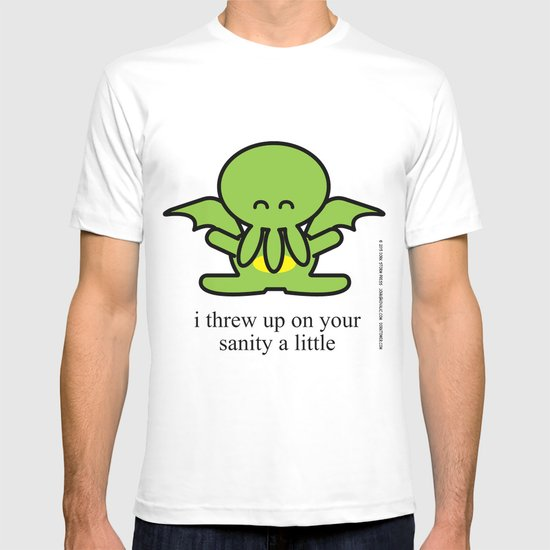 Happy Thulhu T-shirt