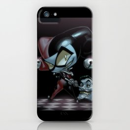 Lil' Harley iPhone Case