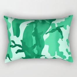 Summer Cammo Rectangular Pillow