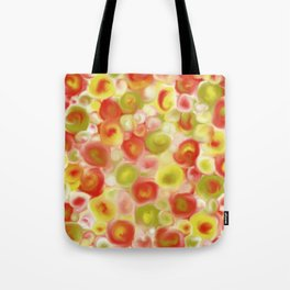 Floral Abstract 2 Tote Bag