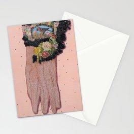 Jewelled Glove Stationery Cards