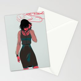 Lithium Stationery Cards