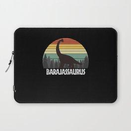BARAJASSAURUS BARAJAS SAURUS BARAJAS DINOSAUR Laptop Sleeve