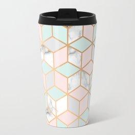 Marble & Geometry 051 Travel Mug
